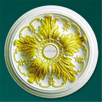 how to fit a ceiling rose mouldings