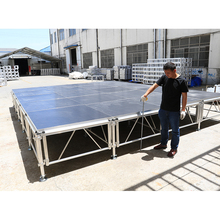 Adjustable Aluminum Portable Stage Platform