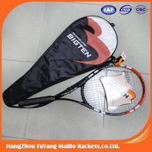 Hot selling kids racket of tennis head aluminum tennis racket