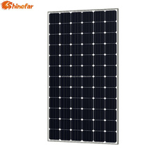 2018 hot selling mono 330w sunpower photovoltaic solar panel manufacturers in china