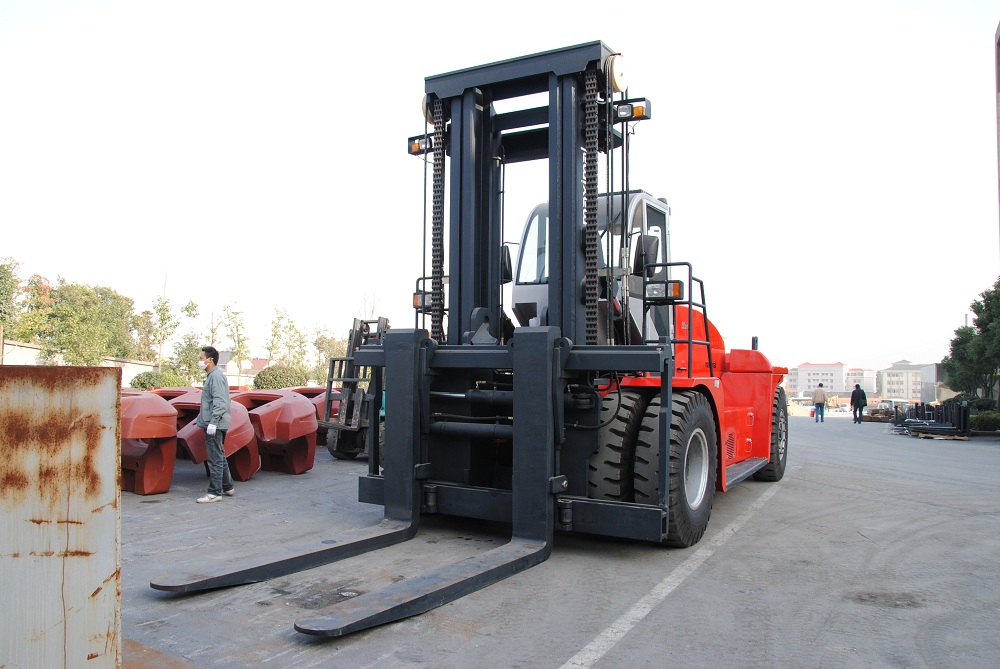 32ton forklift fd320 Truck with Imported Engine