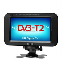 High speed 120-150Km/h car DVB-T2 antenna / digital tuner TV