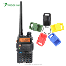 Silicon Rubber Case For Two Way Radio Baofeng UV-5RA UV-5RB UV-5RD UV-5RE Walkie Talkie Accessories