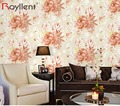 Chinese ink and wash painting style pvc luxury wallpaper