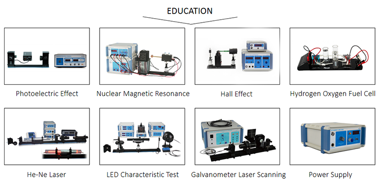 Stable and Accurate He Ne Gas Laser Apparatus with Open Cavity Used for Physical EdTest, Physical Education and Optical Training