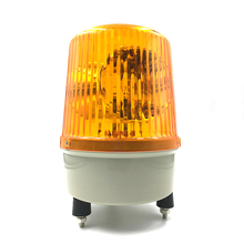 Factory manufacturing best price revolving warning light, flashing strobe beacon light with dome cover