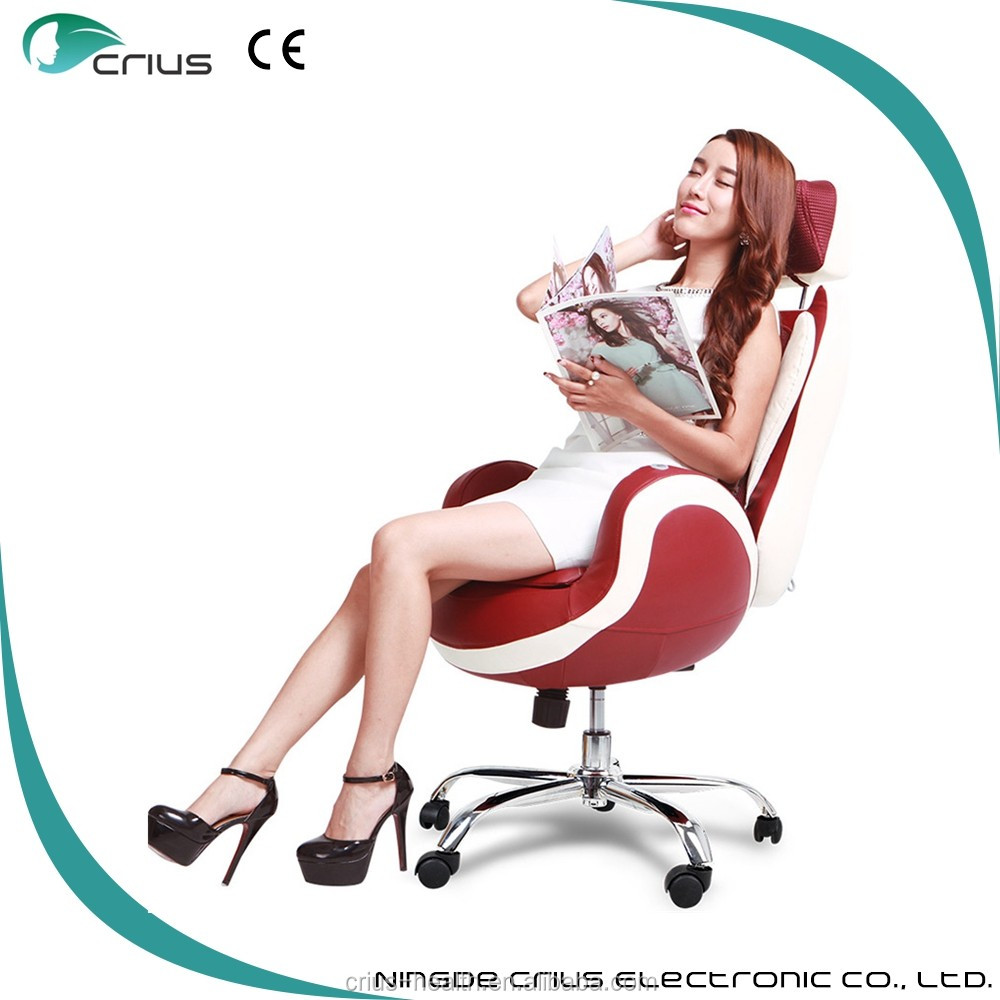 Colorful and adjustable OEM COLOR office american comfort massage chair