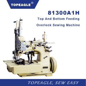 TOPEAGLE 81300A1H double needle four thread big bag sewing machine