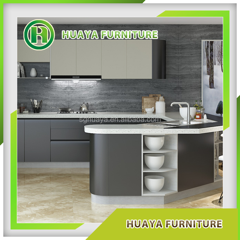 Factory customized modern wooden kitchen cabinet simple for Cheap kitchen carcass