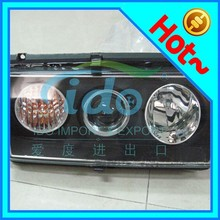 Auto head led lamp for Lada 2107