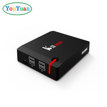 KIII PRO Android 7.1 smart tv box 3G RAM 16G ROM DDR4 Amlogic S912 OCTA Core 64bit SMART TV Box Smart 4K Media Player
