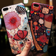 Wholesale cute paris tower pc tpu cell phone case for iPhone