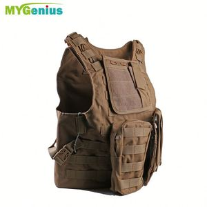 tactical hunting vest ,ML-ua Cheap Military Molle Camouflage Swat Combat Tactical Vest