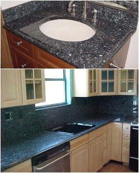 blue pearl granite backsplash buy backsplash ceramic