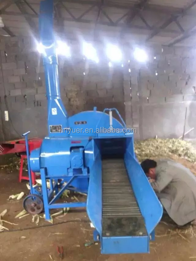 Hot sale straw cutting machine for animal feed