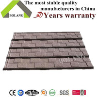 different types of roof tiles building materials pirce stone coated roofing