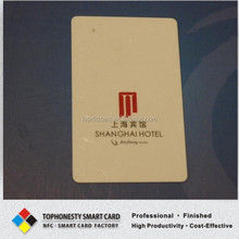 China Smart Card Manufacturer RFID Card Maker PVC Card Printing