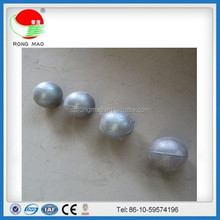 Diameter 1 - 6 Inches Cast Grinding Media Steel Mill Ball For Ball Mill