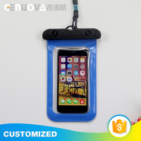 promotion sale low price eco-friendly waterproof cell phone bag, custom phone cases