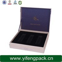 Yifeng professional paper box electronic cigarettes packaging wholesale