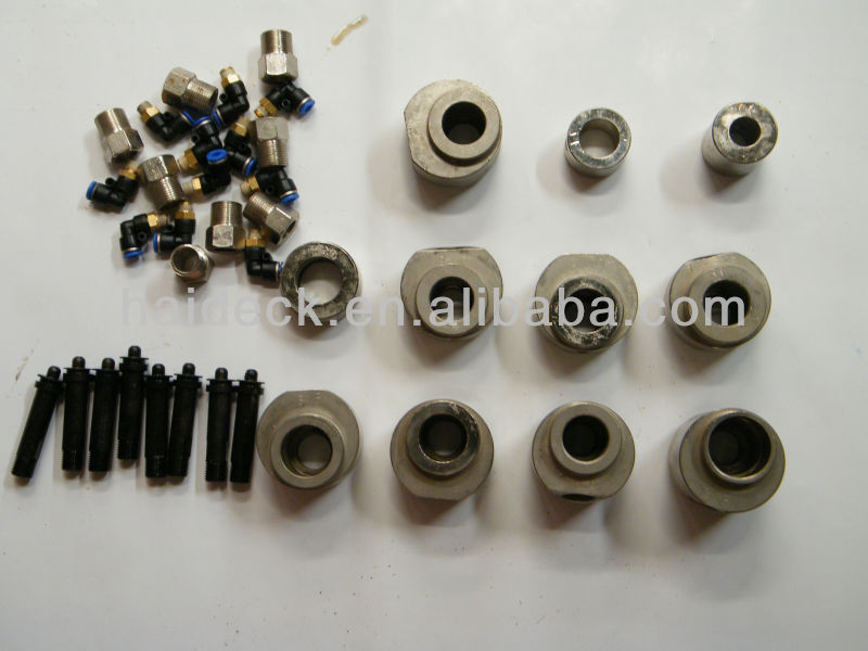 11 kinds of injector adapters for Common rail injector