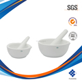 Ceramic mortar and pestle hunan fuqiang glazed mortar and pedestal for students using laboratory mortar pestle