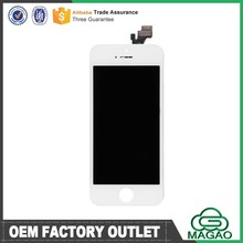Tianma LCD replacement for apple iphone 5,wholesale cheap lcd screen for iphone 5 paypal