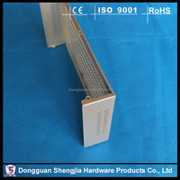 Stamping Flat Sheet Protective Housing For Electronic Chassis