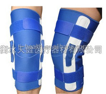 Double Metal Hinged Knee Joint Support Brace