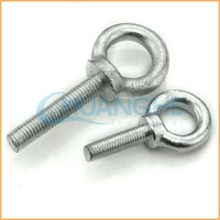 Alibaba china supplier selling steel small eye bolts