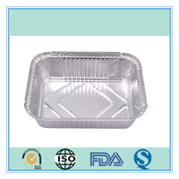 Lithuania high quality aluminum microwave foil food container