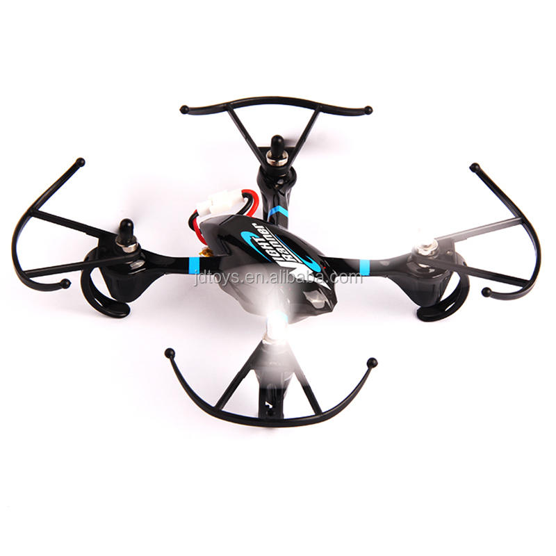 2017 Newest RC Drone 6Axis 4channel Mini rc quadcopter with light nigh runner Long flying time