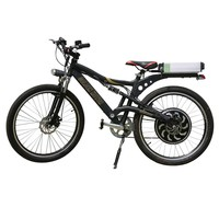 Sport e bike / Electric mountain bicycle with Magic pie 4 / Magic pie 5 motor new Sine Wave controller built in.