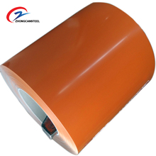 China Manufacturer Zinc Aluminium Color Coated Steel Coil