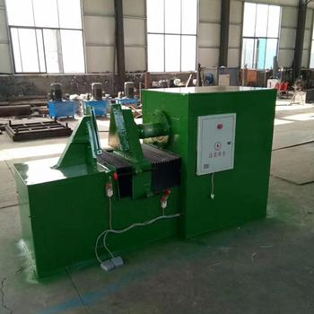 Sectional screw flights cold rolling mill machine