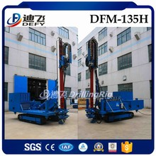 Skid Mounted Fully Hydraulic Jet Grouting Machine