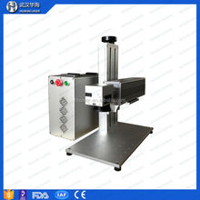 Stainless steel,Aluminum,Ceramic,PVC,ABS metal plastic mini fiber laser marking machine cheap price for sale