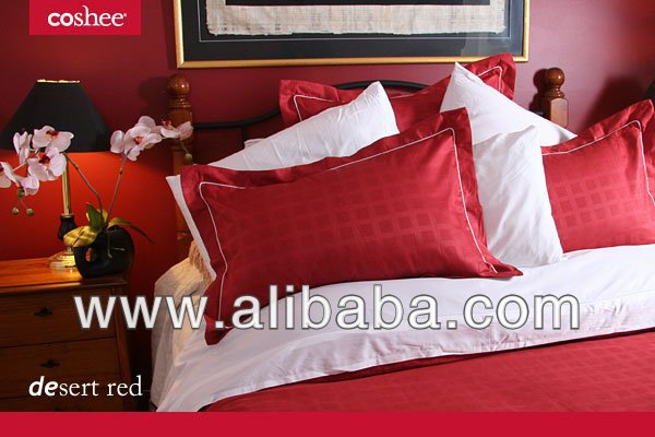 Coshee Desert Red bed set