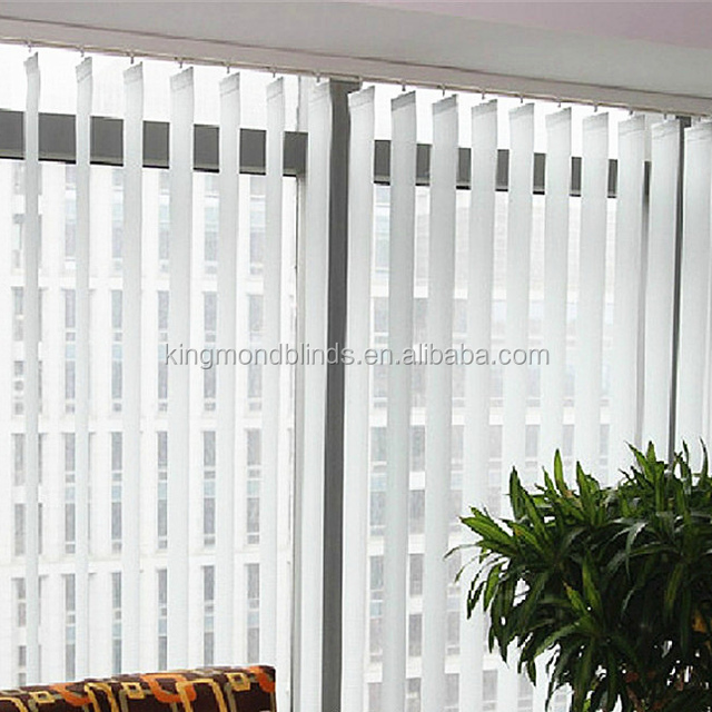 Full blackout half sun-shade vertical blinds factory wholesale blinds window blinds for sale