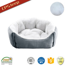 Hot Selling High Quality Scrap Memory Foam Cuddle pet dog bed