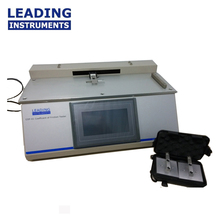 Fiberglass friction plastic package testing machine coefficients