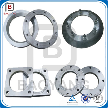 fabrication service stainless steel threaded flange