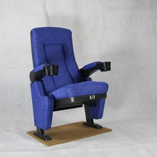 High-class Theater Seating Cinema Seating With Cup Holder From LK