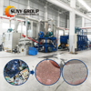 Waste E Waste Recycling Machine Copper
