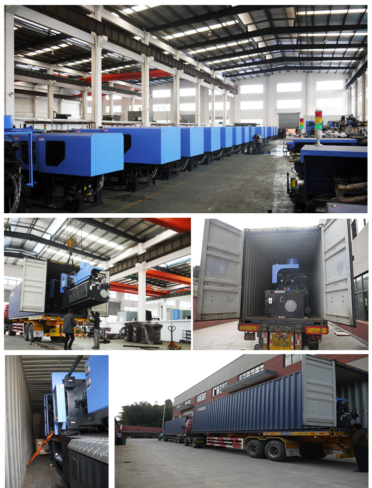 1000g servo motor injection molding machine UP-330