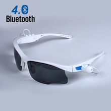 Custom Logo TAC Polarized Lens Premium Gift Wireless Bluetooth Sunglasses