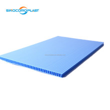 Hollow Fluted Corrugated PP Sheet