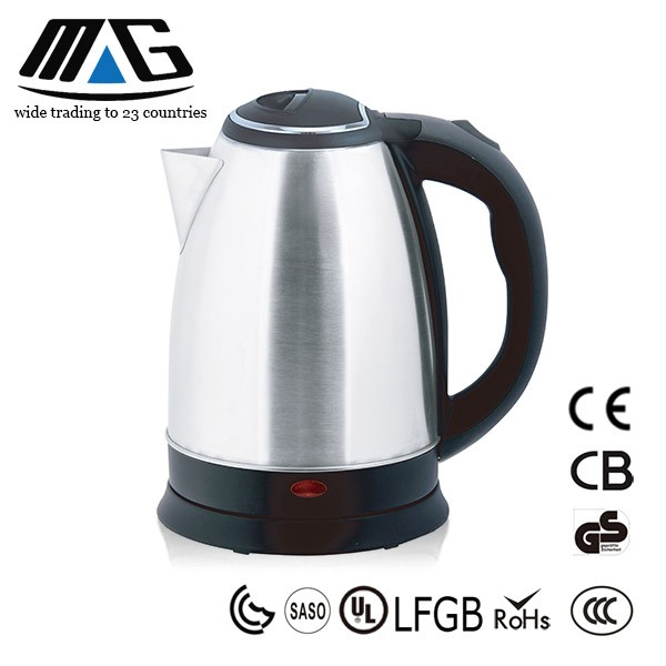 Stainless steel best save energy superior electric kettle