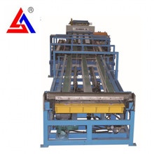 Smart Rectangular Hvac Air Duct or Pipe Auto Production Line , Auto square duct machine for sale