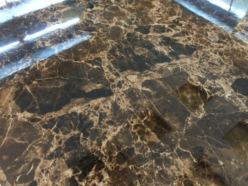 Synthetic Granite Tile Flooring Marble Sparkle View
